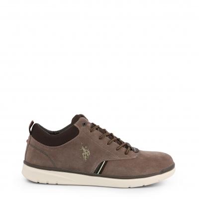 Pantofi siret U.s. Polo Assn. YGOR4125W9_S1 Maro