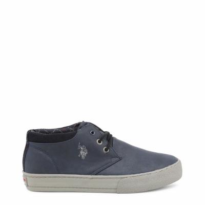 Pantofi siret U.s. Polo GALAN4143W8 Albastru