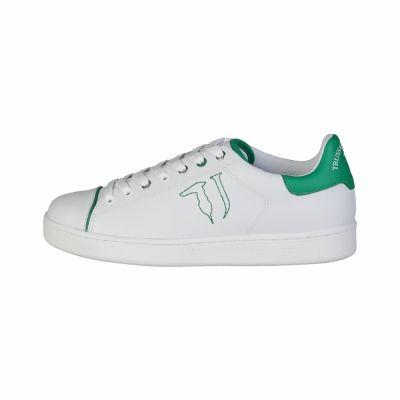 Pantofi sport Trussardi 77S501 Alb