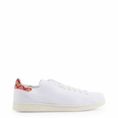 Pantofi sport Adidas StanSmith_Primeknit Alb