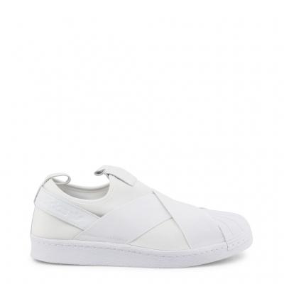 Pantofi sport Adidas Superstar-Slipon Alb