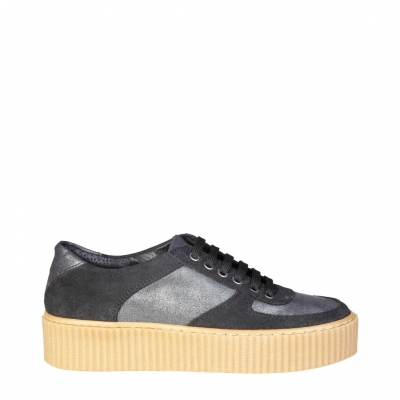 Pantofi sport Ana Lublin CATARINA Negru