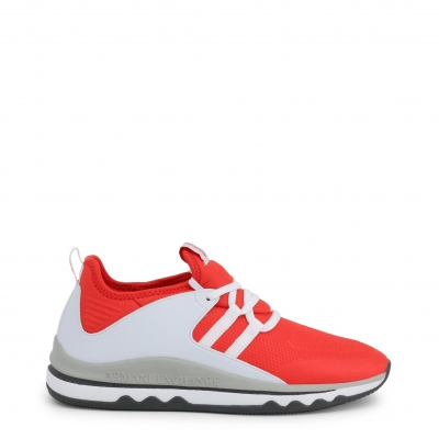 Pantofi sport Armani Exchange 9450498P479 Rosu