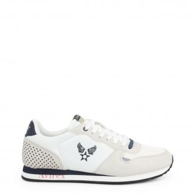 Pantofi sport Avirex AV01M40604 Alb