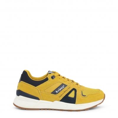 Pantofi sport Avirex AV01M60620 Galben