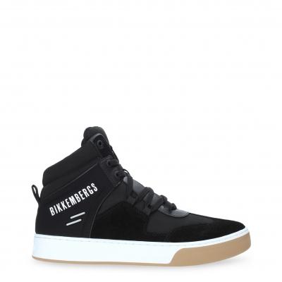 Pantofi sport Bikkembergs B4BKM0038 Negru