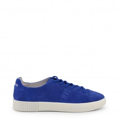 Pantofi sport Bikkembergs COSMOS_2100-SUEDE Albastru