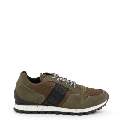 Pantofi sport Bikkembergs FEND-ER_2356 Verde