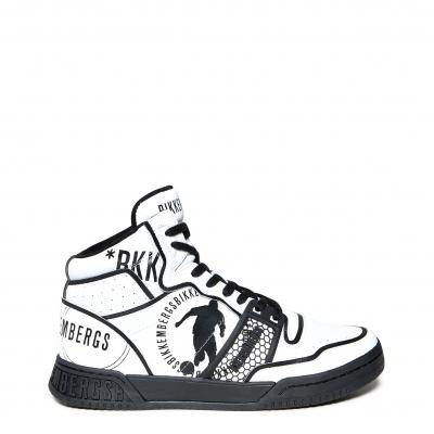 Pantofi sport Bikkembergs SIGGER_B4BKM0103 Alb