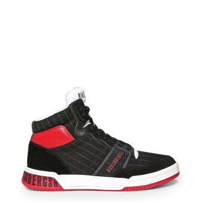 Pantofi sport Bikkembergs SIGGER_B4BKM0110 Negru