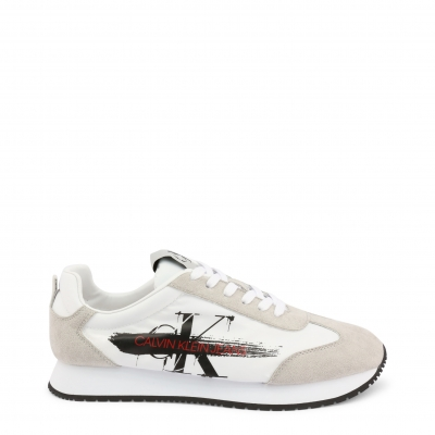 Pantofi sport Calvin Klein JOAM_B4S0656 Alb