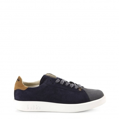 Pantofi sport Diadora Heritage GAME_H_KIDSKIN Albastru