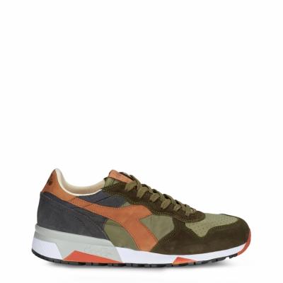 Pantofi sport Diadora Heritage TRIDENT_90_NYL Verde