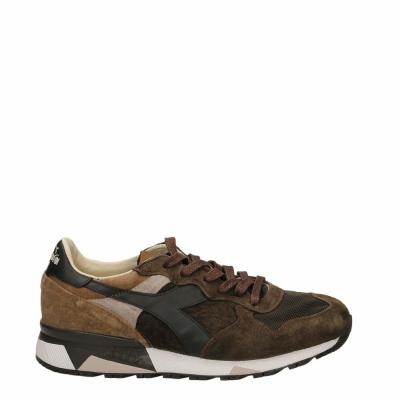 Pantofi sport Diadora Heritage TRIDENT_90_S Maro