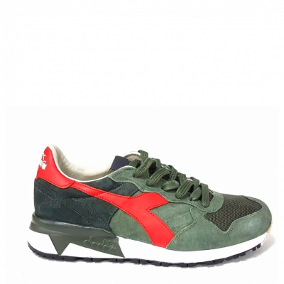Pantofi sport Diadora Heritage TRIDENT_90_S Verde