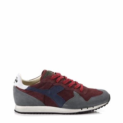 Pantofi sport Diadora Heritage TRIDENT_S_SW Rosu