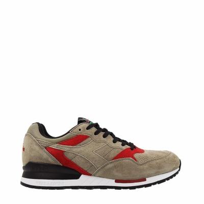 Pantofi sport Diadora INTREPID-PREMIUM Maro