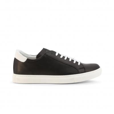 Pantofi sport Duca Di Morrone BRANDO-PELLE Negru