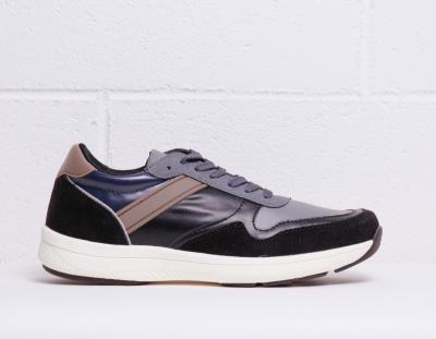 Pantofi sport Duca Di Morrone DEREK Negru