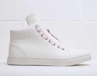 Pantofi sport Duca Di Morrone DUSTIN Alb