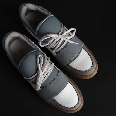 Pantofi sport Duca Di Morrone WESLEY Gri