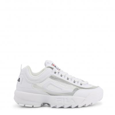 Pantofi sport Fila DISRUPTOR-2-CLEAR_696 Alb