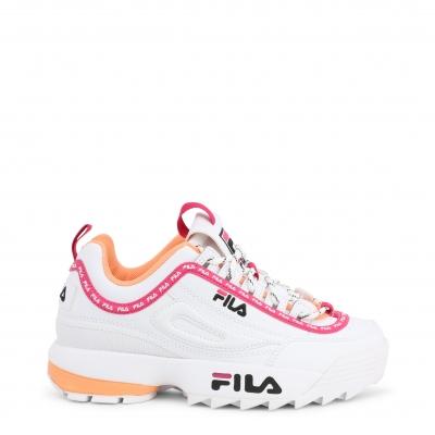 Pantofi sport Fila DISRUPTOR-LOGO_1010748 Alb