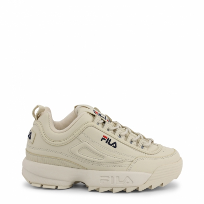 Pantofi sport Fila DISRUPTOR-LOW_1010302 Alb