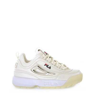 Pantofi sport Fila DISRUPTOR-MESH-W_1010860 Alb