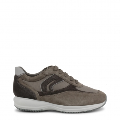 Pantofi sport Geox HAPPY Gri
