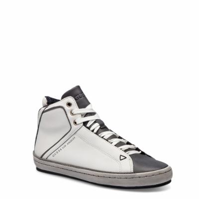 Pantofi sport Guess FMMID4LEA12 Alb