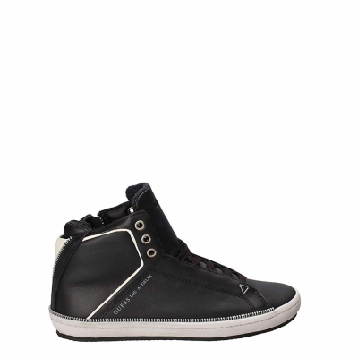 Pantofi sport Guess FMMID4LEA12 Negru