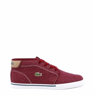 Pantofi sport Lacoste 735CAM0001_AMPTHILL Rosu