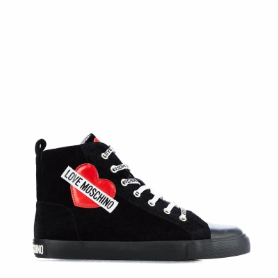 Pantofi sport Love Moschino JA15023G16IF Negru