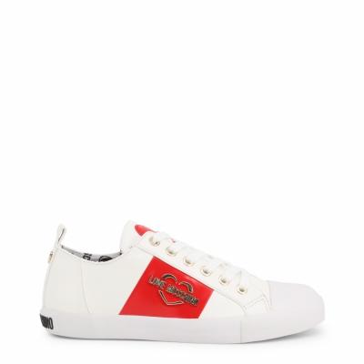 Pantofi sport Love Moschino JA15033G18IB Alb
