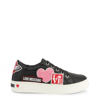 Pantofi sport Love Moschino JA15113G18IF Negru