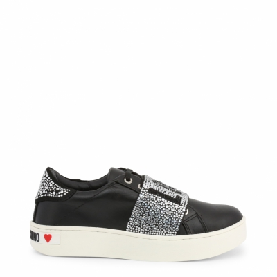 Pantofi sport Love Moschino JA15123G18IF Negru