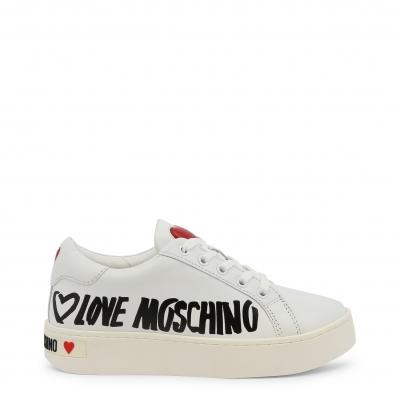 Pantofi sport Love Moschino JA15123G1DIA0 Alb