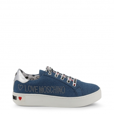 Pantofi sport Love Moschino JA15243G17IH Albastru