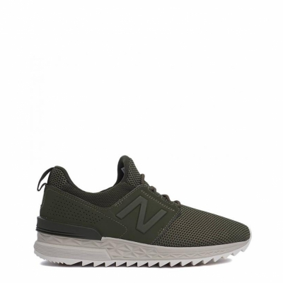 Pantofi sport New Balance MS574D Verde