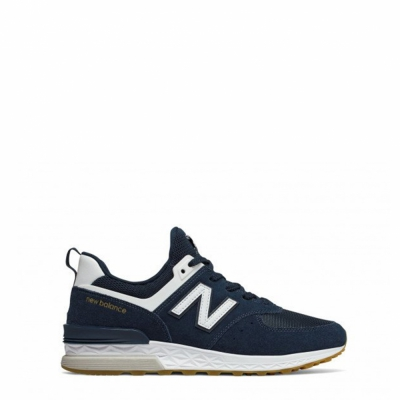 Pantofi sport New Balance MS574F Albastru