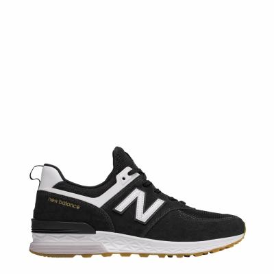 Pantofi sport New Balance MS574F Negru