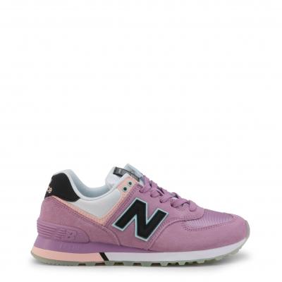 Pantofi sport New Balance WL574 Mov