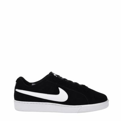 Pantofi sport Nike CourtRoyaleSuede Negru