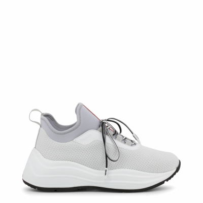 Pantofi sport Prada 3E6425 Alb