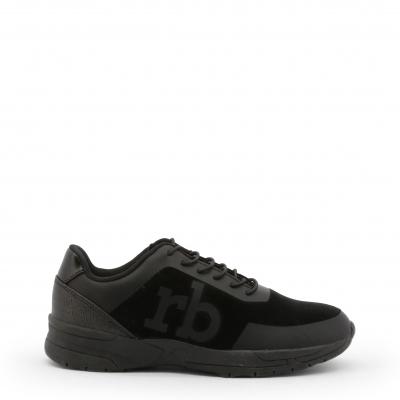 Pantofi sport Roccobarocco RBSC2FT01VELSTD Negru