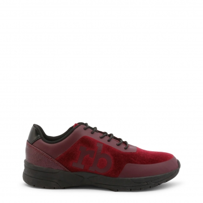 Pantofi sport Roccobarocco RBSC2FT01VELSTD Rosu
