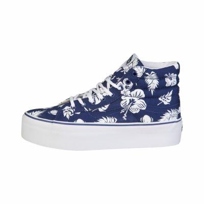 Pantofi sport Vans SK8-HIPLATFORM Albastru