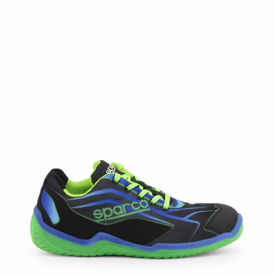 Pantofi sport Sparco TOURING_LOW Negru
