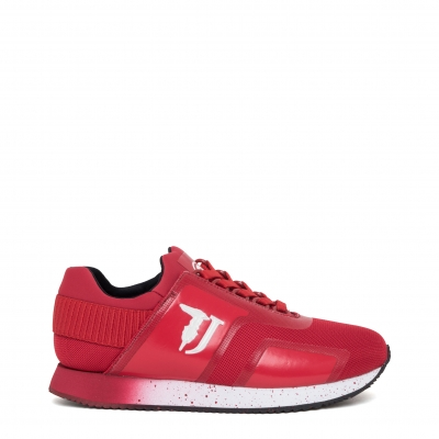 Pantofi sport Trussardi 77A00154 Rosu